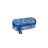 Estojo Oval Eastwick Floral Blue
