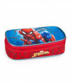 Estojo Oval Spiderman Webbed Wonder
