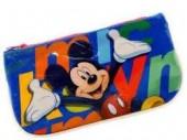 Estojo Plano Mickey Disney 20x11cm