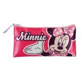 Estojo Plano Minnie Pinky Bow