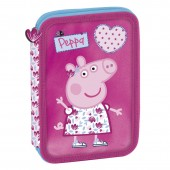 Estojo Plumier Peppa - Pig Cute