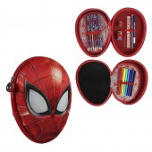 Estojo Plumier Spiderman 3D