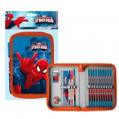 Estojo Plumier Spiderman