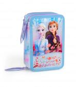 Estojo Plumier Triplo Frozen 2 Trust Your Journey