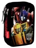 Estojo Plumier triplo Transformers Power