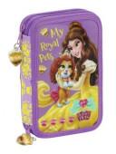 Estojo Plumir Disney Princesas Pets