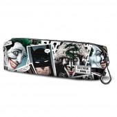 Estojo Quadrado Joker Comic DC Comics
