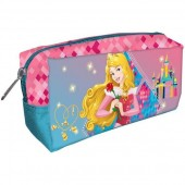 Estojo rectangular Princesas Disney