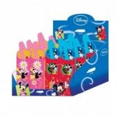 Estojo Redondo 20 cm Mickey/Minnie Twist