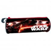 Estojo Star Wars Cilindrico 21,5x7,5cm.