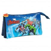 Estojo Triplo Avengers Ice Storm