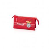 Estojo Triplo Benfica