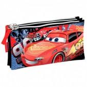Estojo triplo Cars Disney - Fast
