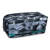 Estojo Triplo Coolpack Palm Trees Mint