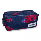 Estojo Triplo Coolpack Red Poppy