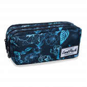 Estojo Triplo Coolpack Underwater Dream