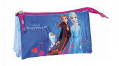 Estojo Triplo Frozen 2 Family Together