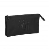 Estojo Triplo Marvel Spiderman