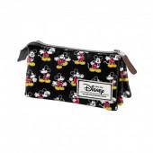 Estojo triplo Mickey Premium  Moving Vintage