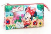 Estojo triplo Minnie Mouse - Plant Happiness