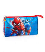 Estojo Triplo Spiderman Webbed Wonder
