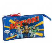 Estojo Triplo Toy Story 4 Action