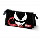 Estojo Triplo Venom Marvel