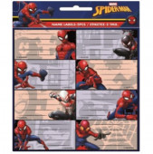 Etiquetas Identificativas do Spiderman