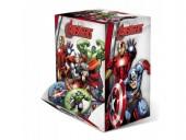 Expositor 30 Bolas 6cm Avengers Marvel - Sortido