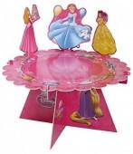 Expositor Cupcakes Princesas Disney
