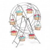 Expositor  Roda para Cupcakes
