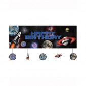Faixa Banner Space Blast