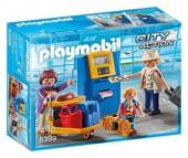Família Check-in Playmobil City Acção - 5399
