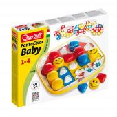 FantaColor Baby Básico 6 Padrões 30 pcs Quercetti