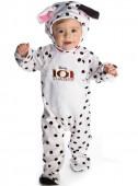 Fato 101 Dalmatas Disney bebé