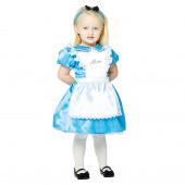 Fato Alice País Maravilhas Bebé