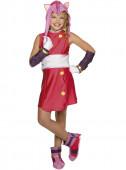 Fato Amy Sonic