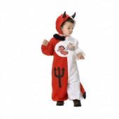 Fato Anjo e do Demonio Bebé