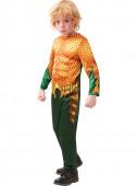 Fato Aquaman Clássico Menino