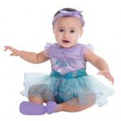 Fato Ariel Tutu Bebé