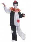 Fato Arlequim Pierrot