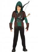 Fato Arqueiro Robin Arrow