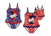 Fato Banho folhinhos Minnie Mouse  sortido