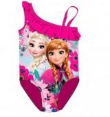 Fato banho irmãs Frozen - Rosa