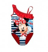 Fato banho Minnie Mouse - Vermelho