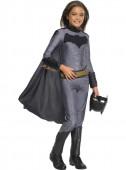 Fato Batman Menina Liga da Justiça