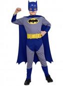Fato Batman o Bravo e corajoso