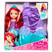 Fato + Boneca Ariel Disney