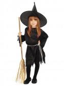 Fato Bruxa malvada tradicional