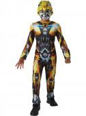 Fato Bumblebee Transformers 5 O último cavaleiro